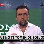 ROBERTO NAVARRO COMPRÓ UN LUJOSO PISO FRENTE A LA EMBAJADA DE ESTADOS UNIDOS